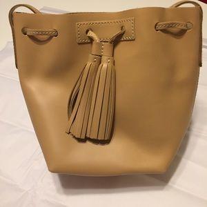 J.Crew Mini Crossbody Bucket Bag